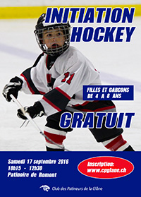initiation hockey gratuite